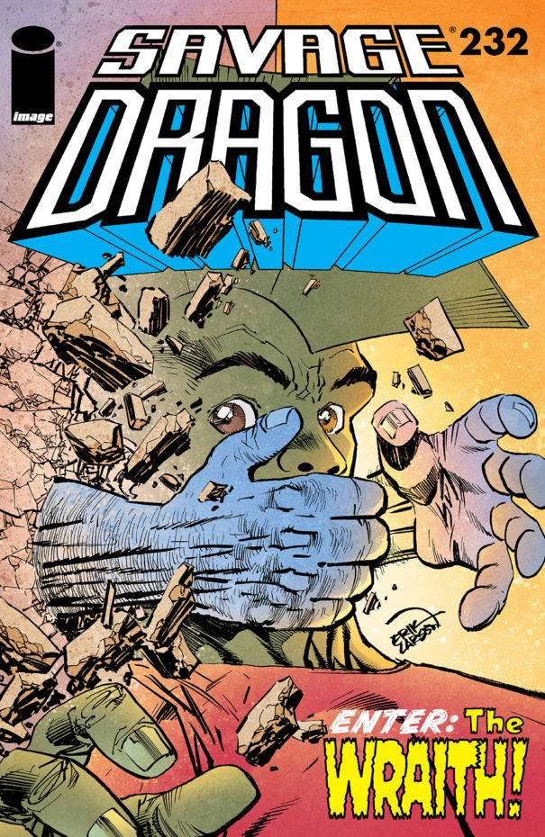 Cover Savage Dragon Vol.2 #232