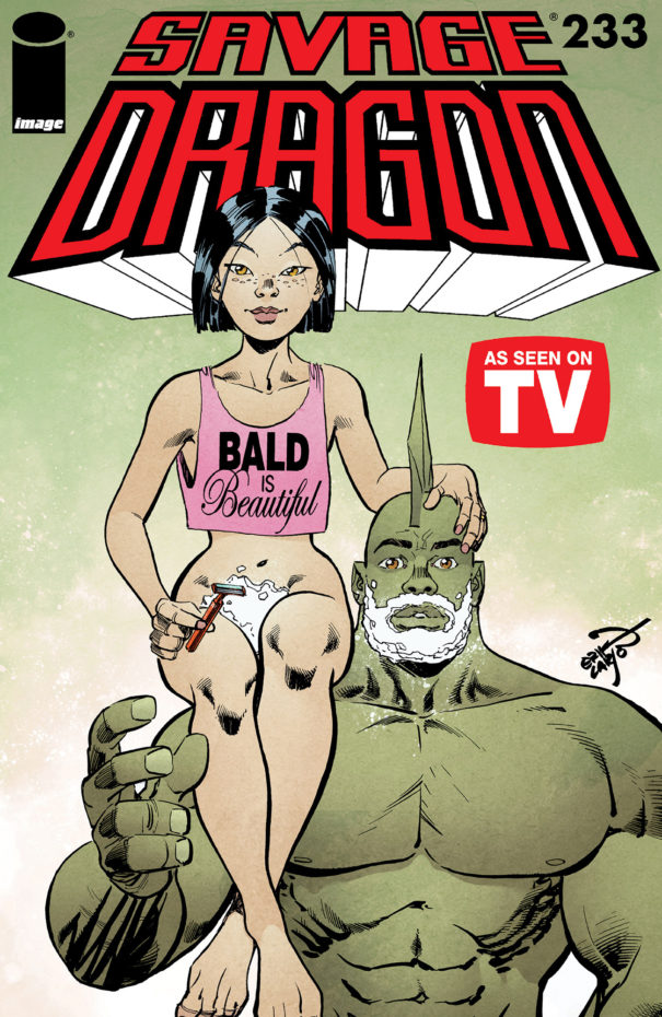 Cover Savage Dragon Vol.2 #233