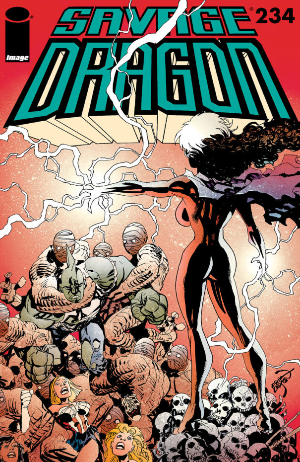 Cover Savage Dragon Vol.2 #234