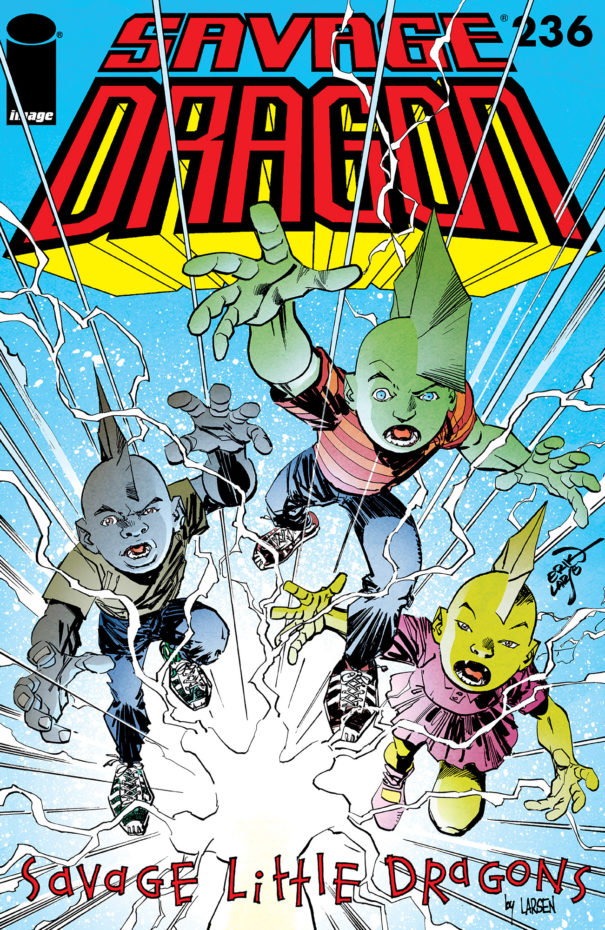 Cover Savage Dragon Vol.2 #236