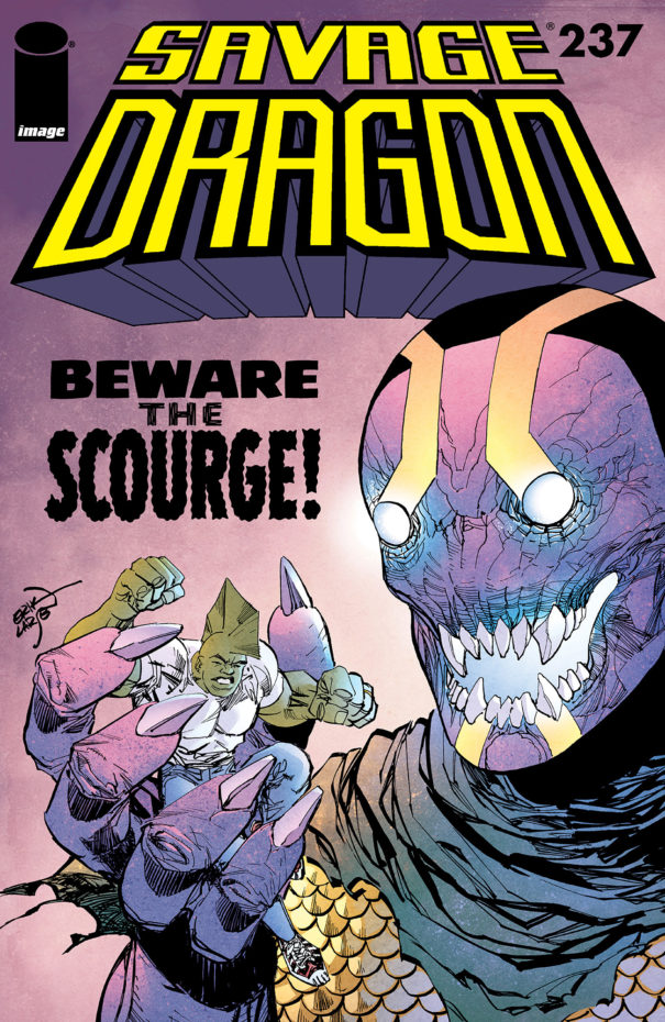 Cover Savage Dragon Vol.2 #237