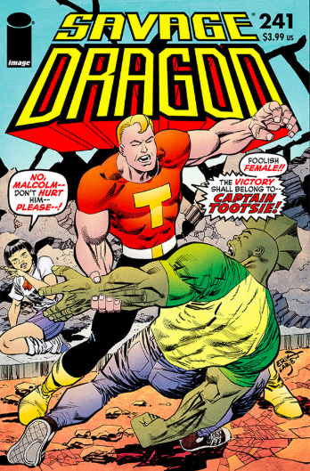 Cover Savage Dragon Vol.2 #241