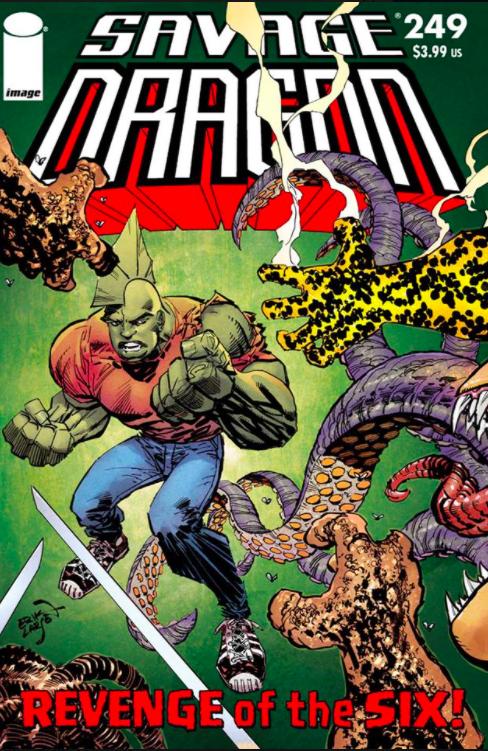 Cover Savage Dragon Vol.2 #249