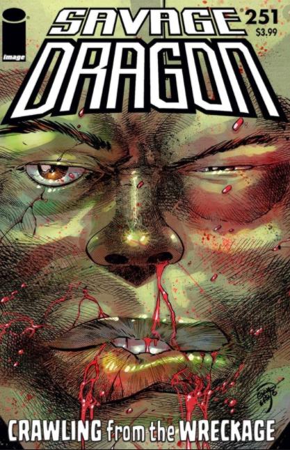 Cover Savage Dragon Vol.2 #251