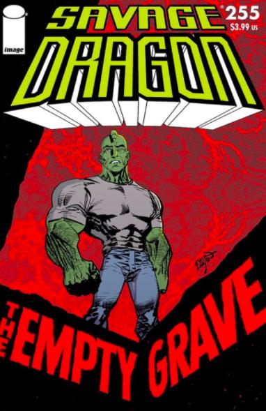 Cover Savage Dragon vol.2 #255