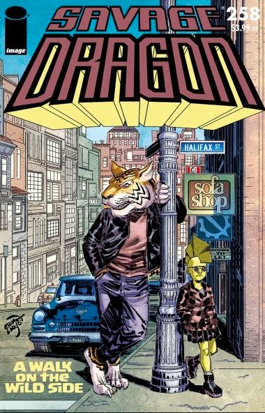 Cover Savage Dragon Vol.2 #258