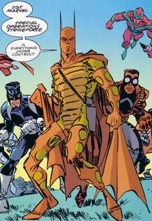 Sgt Marvel