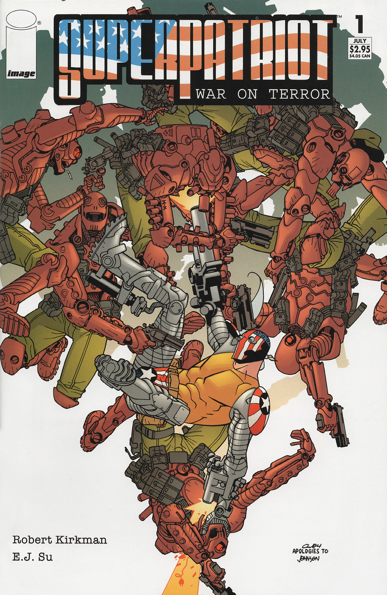 Cover SuperPatriot Vol.4 #1