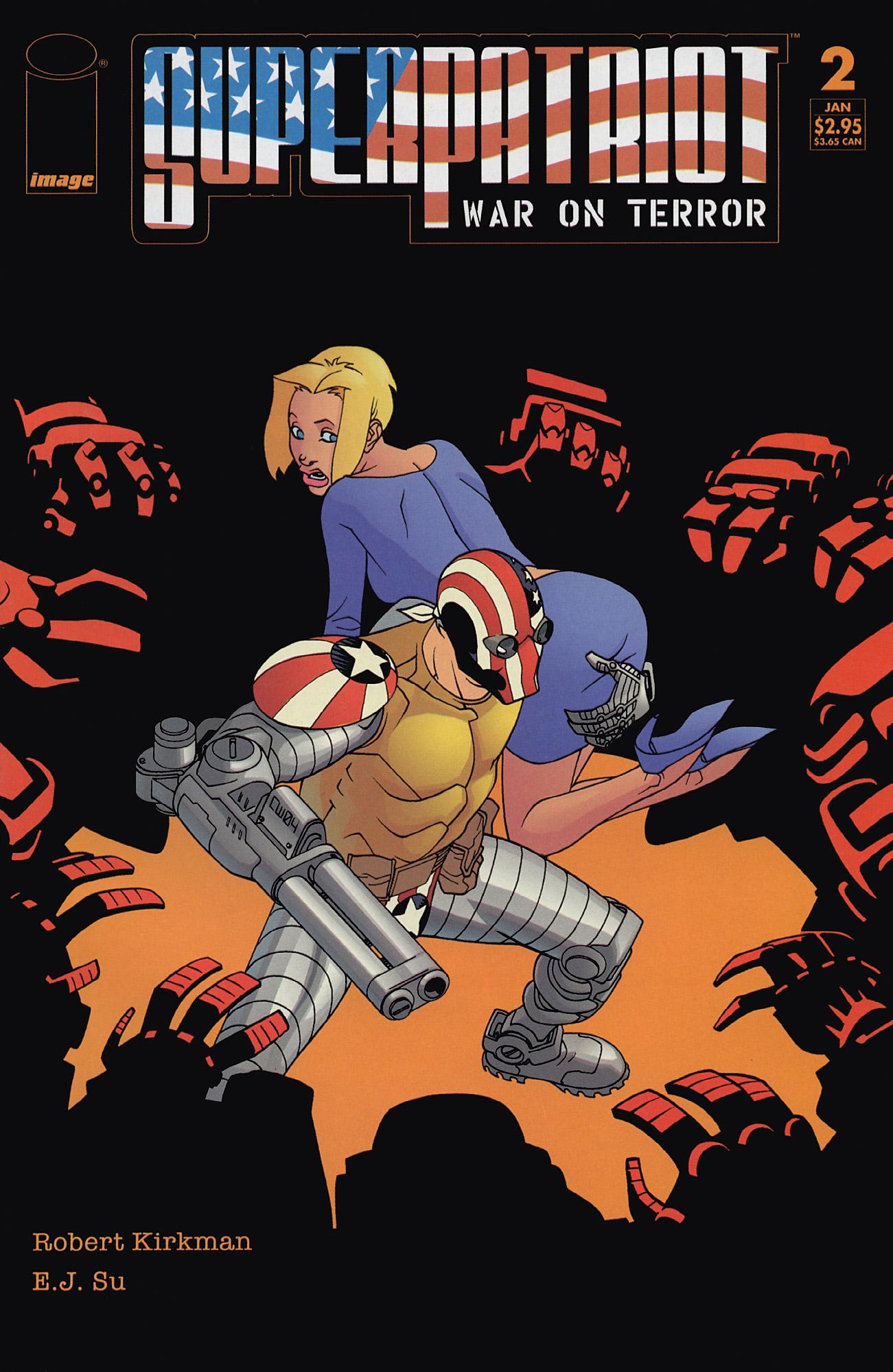 Cover SuperPatriot Vol.4 #2