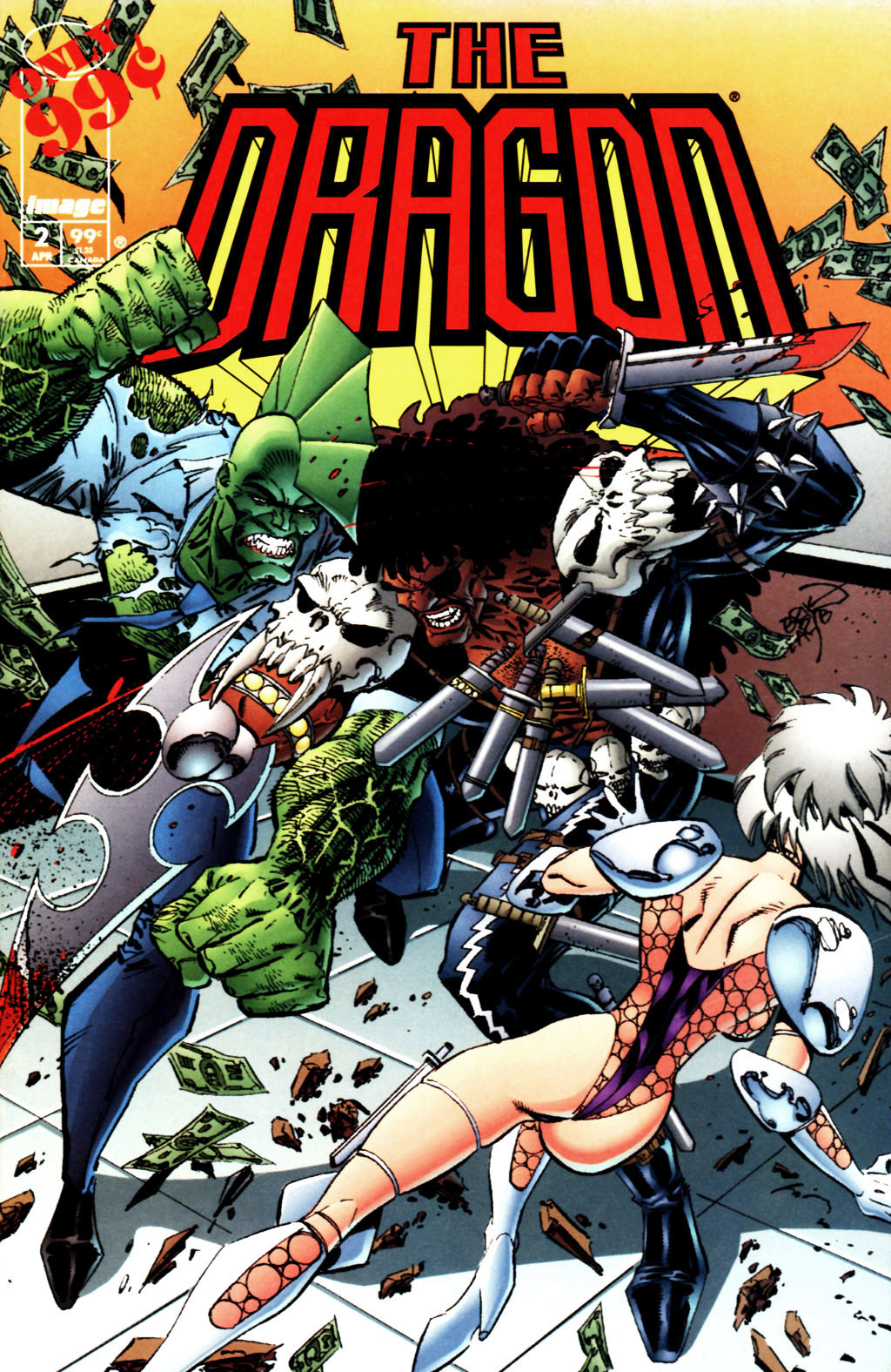 Cover The Dragon #2