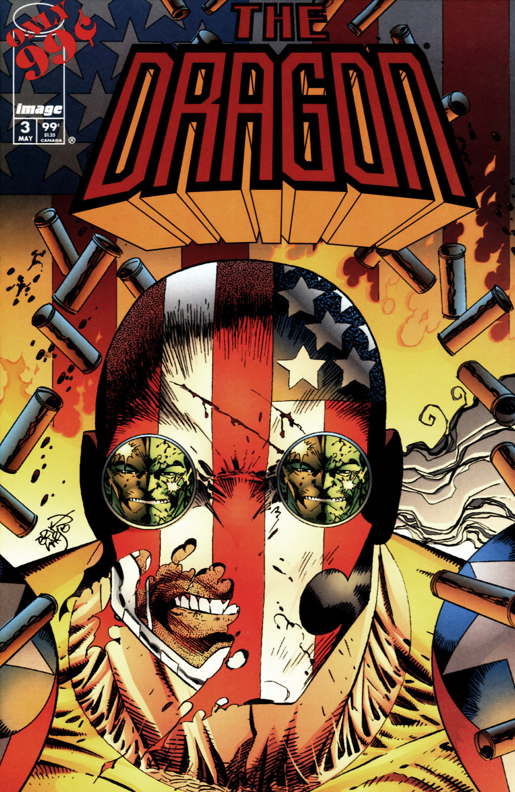 Cover The Dragon #3
